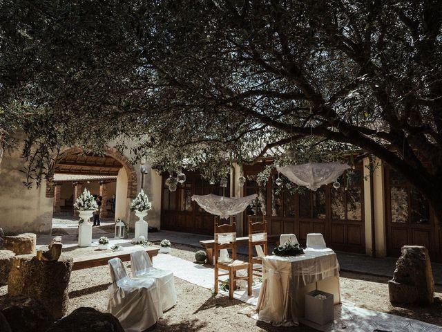 Il matrimonio di Francesco  e Sara a Villamassargia, Cagliari 4