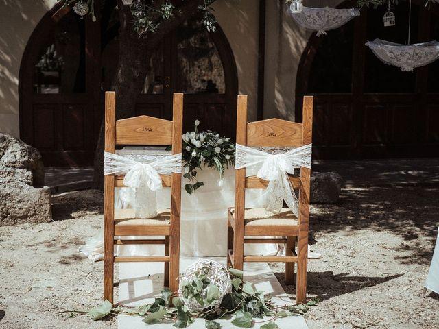 Il matrimonio di Francesco  e Sara a Villamassargia, Cagliari 6