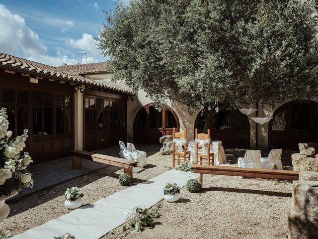 Il matrimonio di Francesco  e Sara a Villamassargia, Cagliari 10