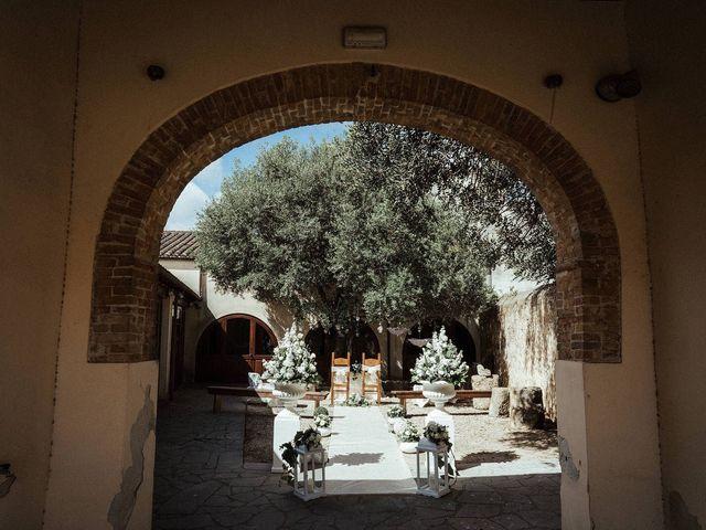 Il matrimonio di Francesco  e Sara a Villamassargia, Cagliari 11
