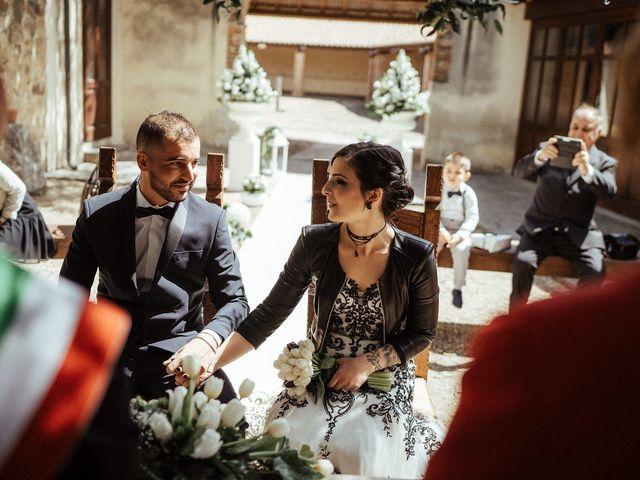 Il matrimonio di Francesco  e Sara a Villamassargia, Cagliari 12