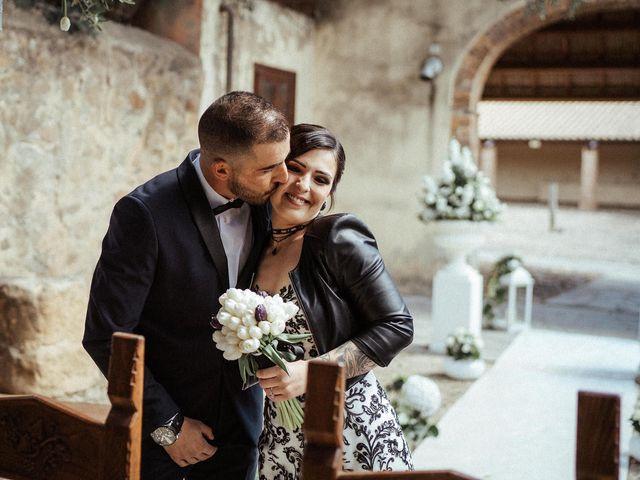 Il matrimonio di Francesco  e Sara a Villamassargia, Cagliari 13