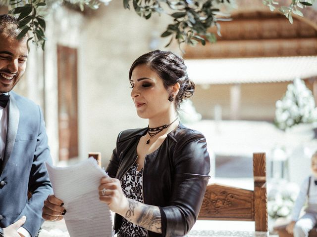 Il matrimonio di Francesco  e Sara a Villamassargia, Cagliari 14