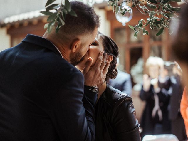 Il matrimonio di Francesco  e Sara a Villamassargia, Cagliari 15