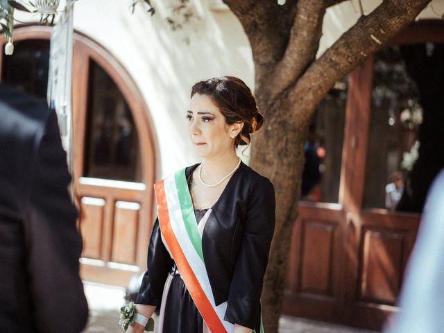 Il matrimonio di Francesco  e Sara a Villamassargia, Cagliari 19