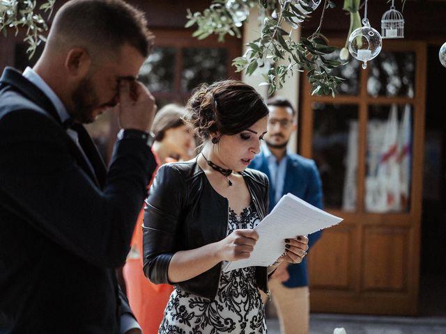 Il matrimonio di Francesco  e Sara a Villamassargia, Cagliari 20