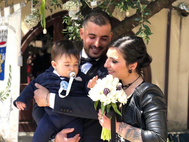 Il matrimonio di Francesco  e Sara a Villamassargia, Cagliari 22