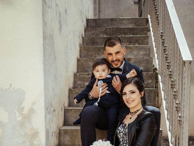 Il matrimonio di Francesco  e Sara a Villamassargia, Cagliari 1