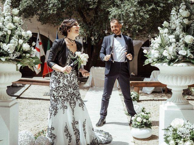 Il matrimonio di Francesco  e Sara a Villamassargia, Cagliari 29