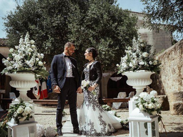 Il matrimonio di Francesco  e Sara a Villamassargia, Cagliari 31