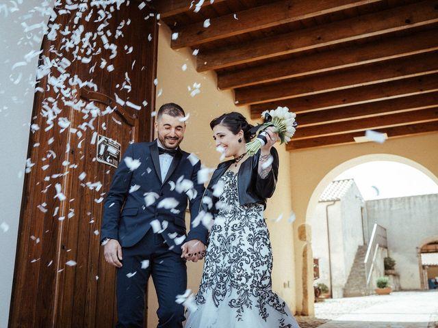 Il matrimonio di Francesco  e Sara a Villamassargia, Cagliari 33