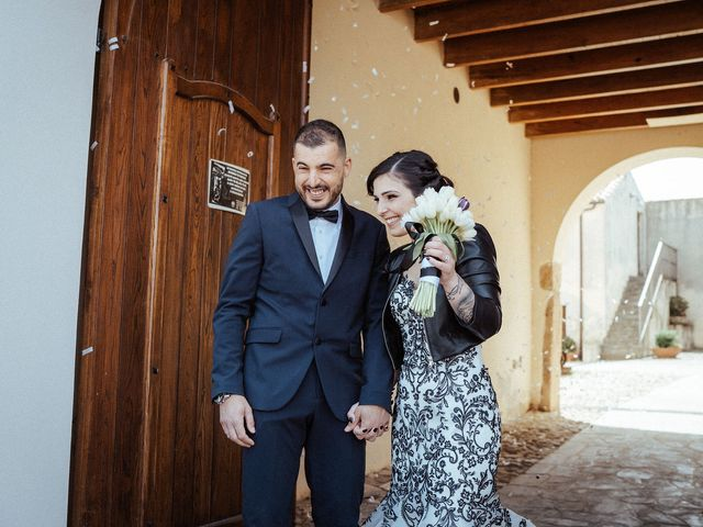 Il matrimonio di Francesco  e Sara a Villamassargia, Cagliari 34