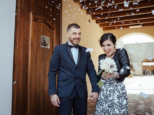 Il matrimonio di Francesco  e Sara a Villamassargia, Cagliari 35
