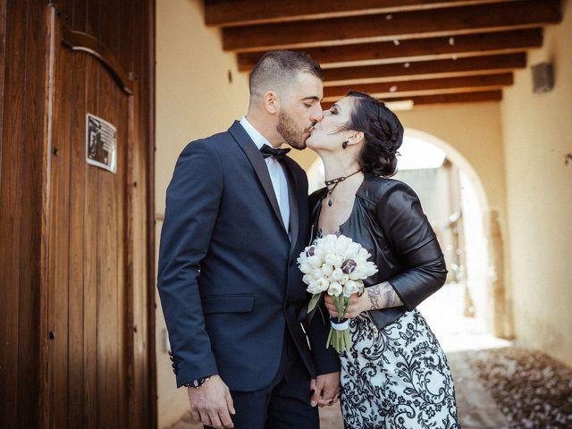 Il matrimonio di Francesco  e Sara a Villamassargia, Cagliari 36