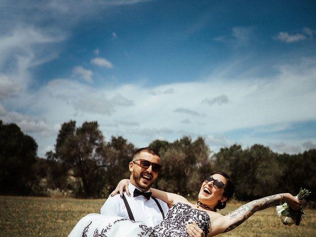 Il matrimonio di Francesco  e Sara a Villamassargia, Cagliari 44