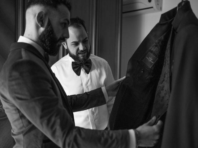 Il matrimonio di Fabio e Lucia a Petritoli, Fermo 11