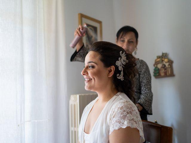 Il matrimonio di Fabio e Lucia a Petritoli, Fermo 20