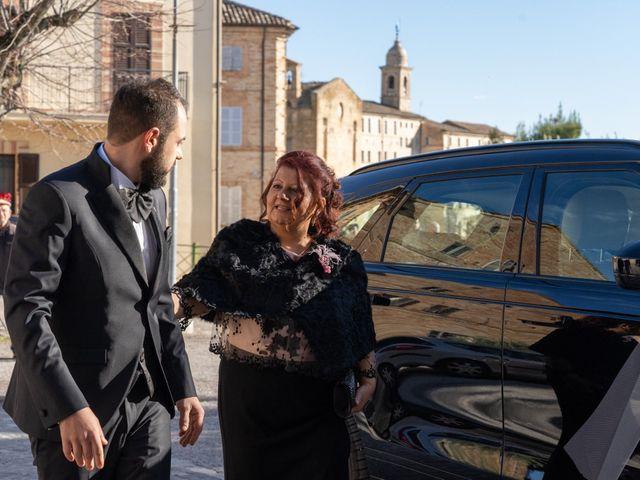 Il matrimonio di Fabio e Lucia a Petritoli, Fermo 31