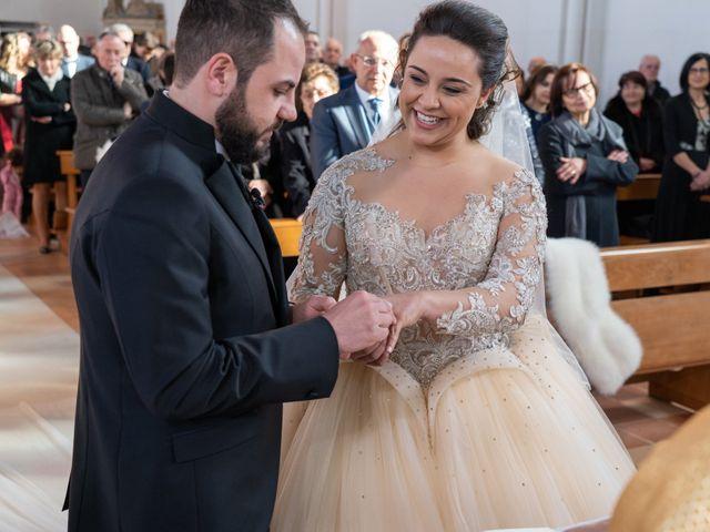 Il matrimonio di Fabio e Lucia a Petritoli, Fermo 36