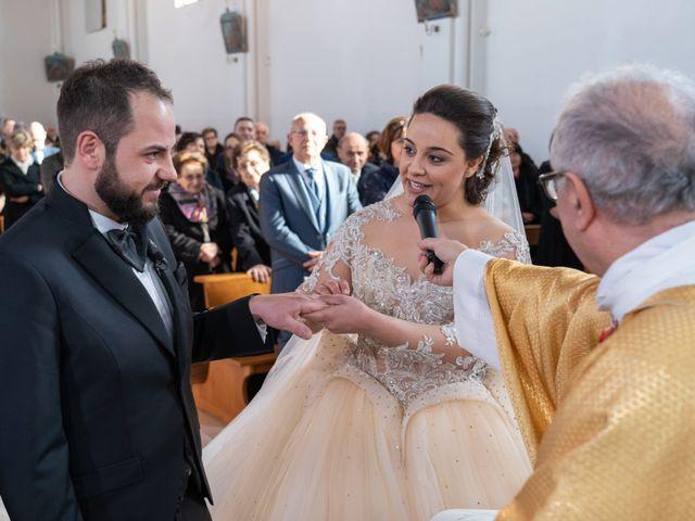 Il matrimonio di Fabio e Lucia a Petritoli, Fermo 37