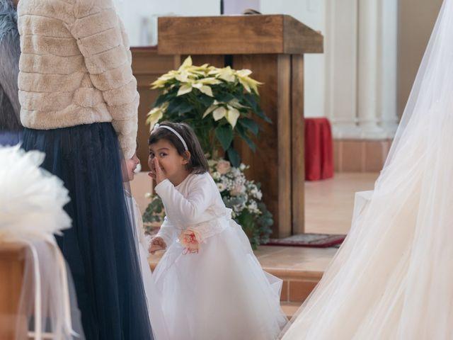 Il matrimonio di Fabio e Lucia a Petritoli, Fermo 38