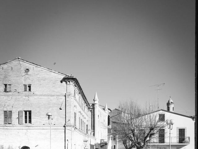 Il matrimonio di Fabio e Lucia a Petritoli, Fermo 41