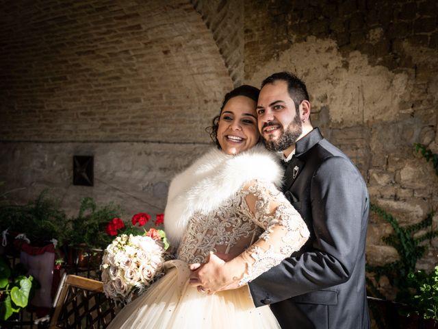 Il matrimonio di Fabio e Lucia a Petritoli, Fermo 45
