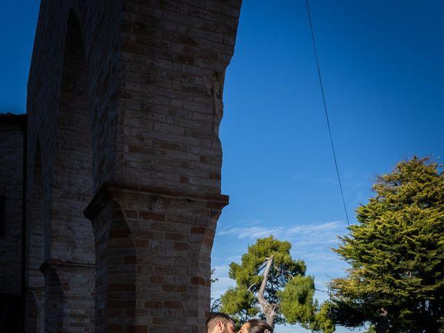Il matrimonio di Fabio e Lucia a Petritoli, Fermo 48