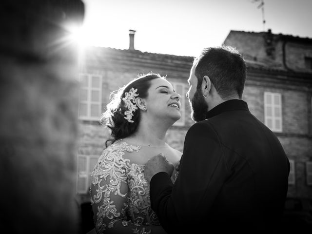 Le nozze di Lucia e Fabio