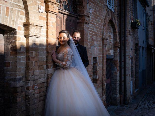 Il matrimonio di Fabio e Lucia a Petritoli, Fermo 51