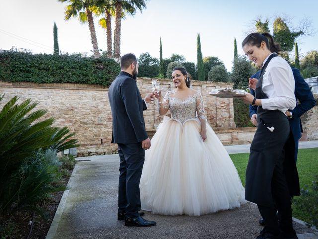Il matrimonio di Fabio e Lucia a Petritoli, Fermo 52