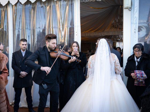 Il matrimonio di Fabio e Lucia a Petritoli, Fermo 53
