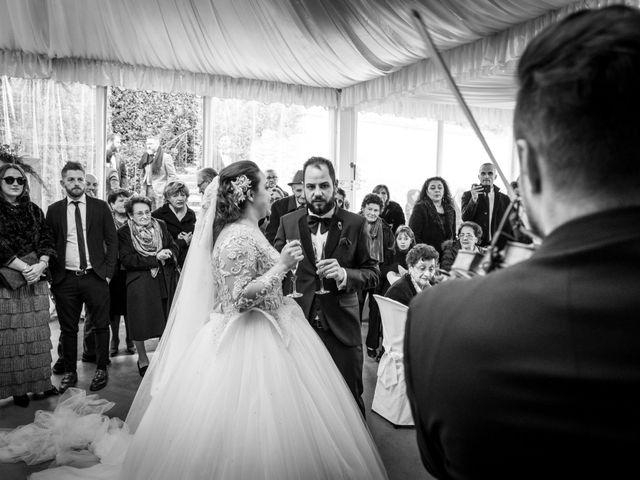 Il matrimonio di Fabio e Lucia a Petritoli, Fermo 54