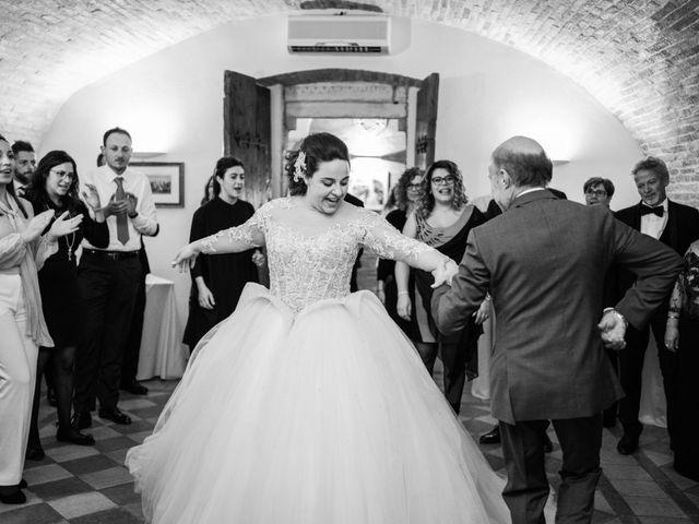 Il matrimonio di Fabio e Lucia a Petritoli, Fermo 55