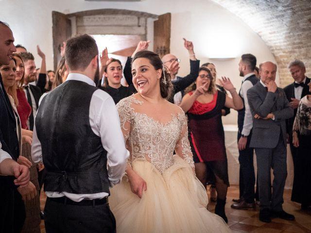 Il matrimonio di Fabio e Lucia a Petritoli, Fermo 57