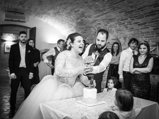 Il matrimonio di Fabio e Lucia a Petritoli, Fermo 60