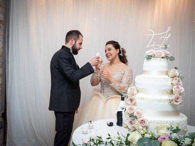 Il matrimonio di Fabio e Lucia a Petritoli, Fermo 62