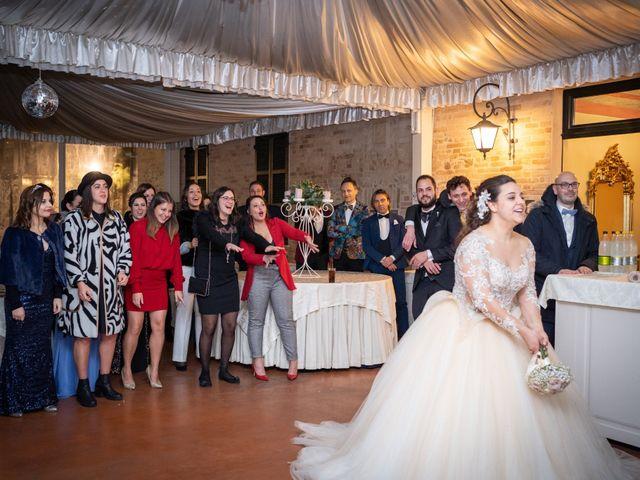 Il matrimonio di Fabio e Lucia a Petritoli, Fermo 63