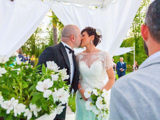 Il matrimonio di Mirko e Sara a Bagnone, Massa Carrara 5