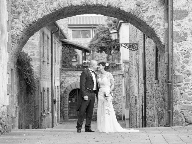 Il matrimonio di Mirko e Sara a Bagnone, Massa Carrara 1
