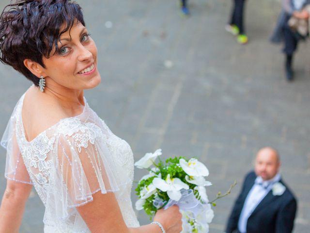 Il matrimonio di Mirko e Sara a Bagnone, Massa Carrara 7