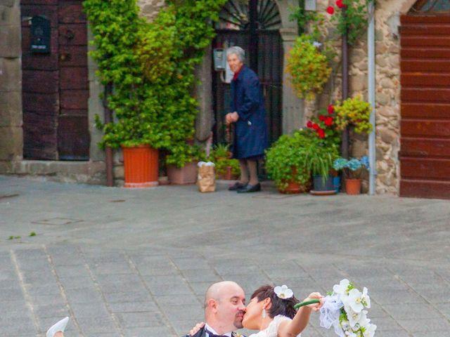 Il matrimonio di Mirko e Sara a Bagnone, Massa Carrara 26