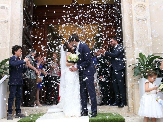 Le nozze di Anna Rita e Giuseppe