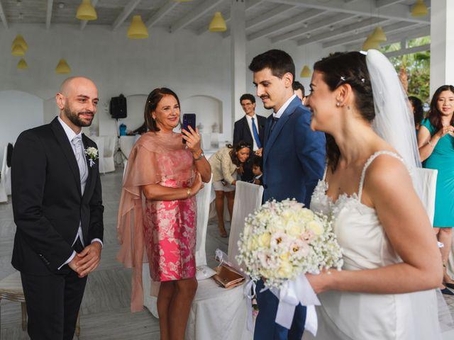 Il matrimonio di Luca e Martina a Capaccio Paestum, Salerno 45