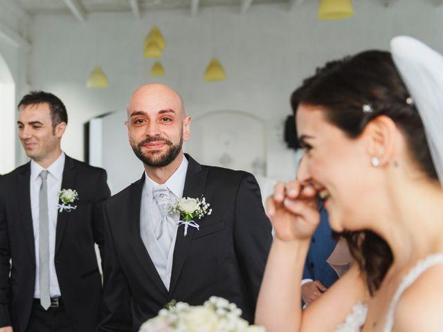 Il matrimonio di Luca e Martina a Capaccio Paestum, Salerno 46