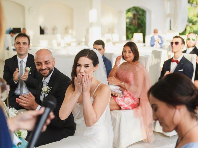Il matrimonio di Luca e Martina a Capaccio Paestum, Salerno 51