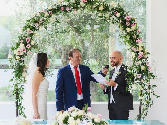 Il matrimonio di Luca e Martina a Capaccio Paestum, Salerno 52