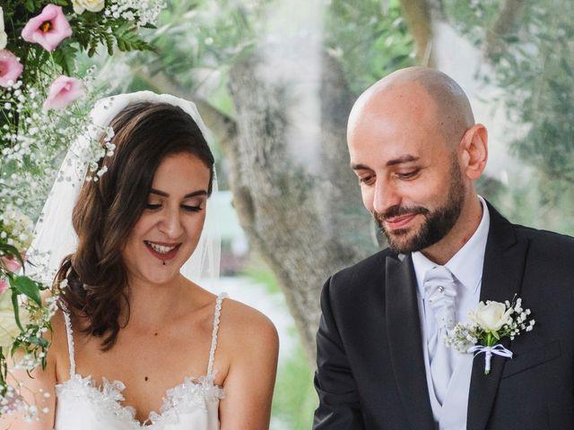 Il matrimonio di Luca e Martina a Capaccio Paestum, Salerno 56