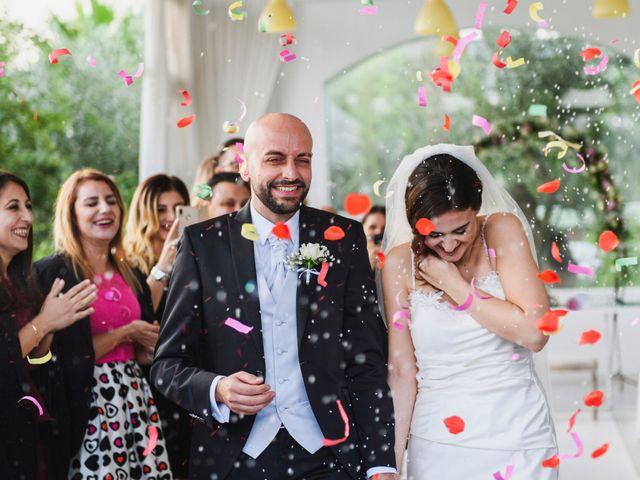 Il matrimonio di Luca e Martina a Capaccio Paestum, Salerno 58