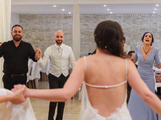 Il matrimonio di Luca e Martina a Capaccio Paestum, Salerno 80